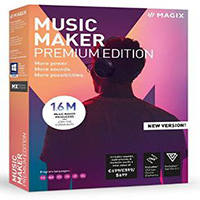 Download MAGIX Music Maker 2019 27.0.0.16