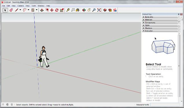 Download SketchUp Make 16.1.1450 (32-bit) Free