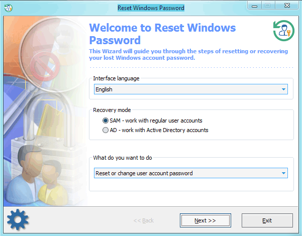 Download Reset Windows Password 9.4 Free