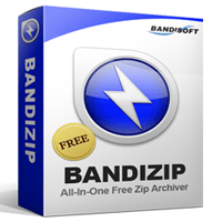 Download Bandizip 6.25 Free