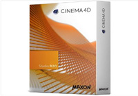 Maxon Cinema 4D Studio R20 Free Download
