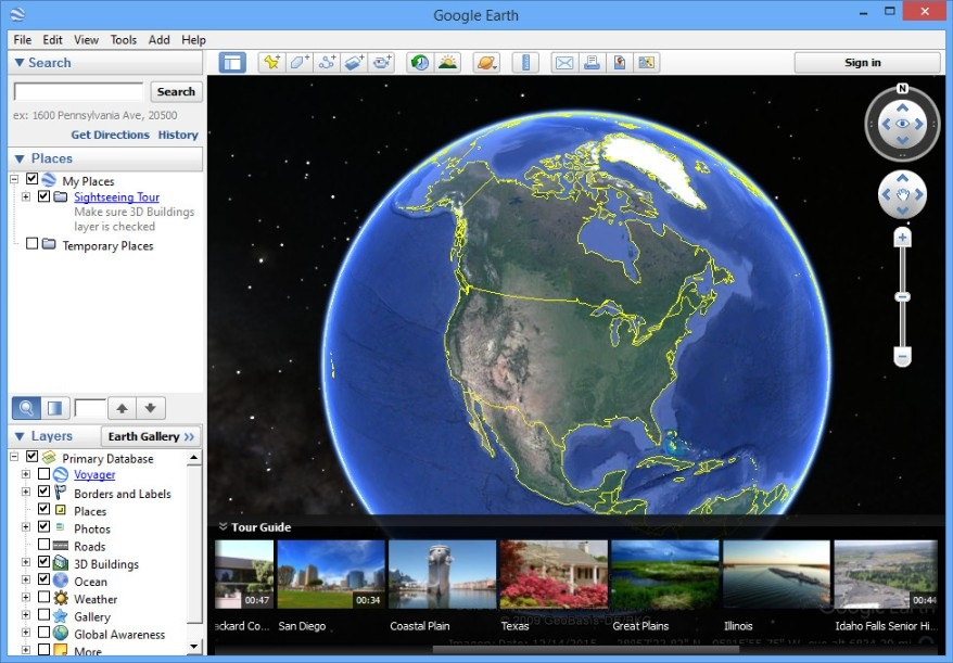 Google Earth Pro 7 + Portable Free Download