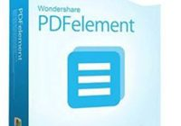 Wondershare PDFelement Professional 7.4 Download