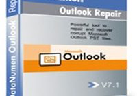 DataNumen Outlook Repair Free Download