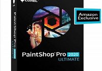 Corel PaintShop Pro Ultimate 2020 Free Download