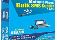 Bulk SMS Sender 2.8 Free Download