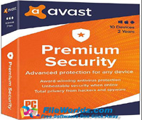 Avast Premier Antivirus 2020 v20.1 Free Download