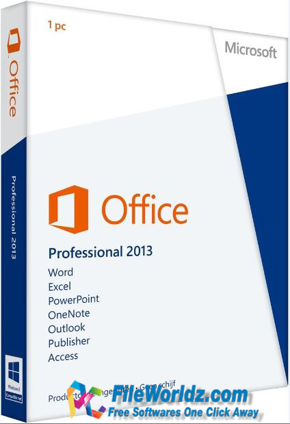 Microsoft Office 2013 Pro Plus SP1 March 2020