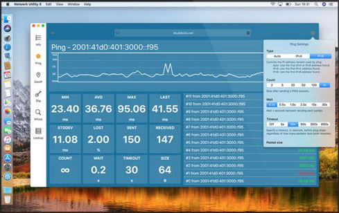 Network Kit X 8 for Mac Free Download