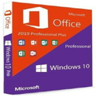 Windows 10 x64 Pro incl Office
