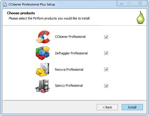 CCleaner Professional Plus 5 Free Download