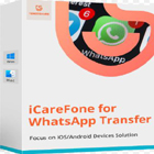 Tenorshare iCareFone for WhatsApp Transfer 3.0 Download Free