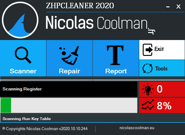ZHPCleaner 2021 Free Download