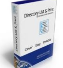 Directory list and print pro 4